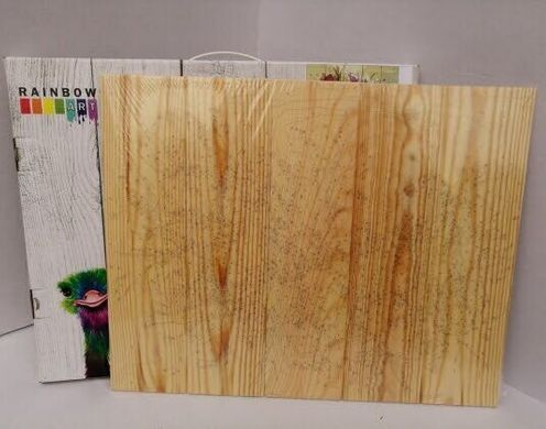 Модульная картина раскраска для взрослых на деревяных ...