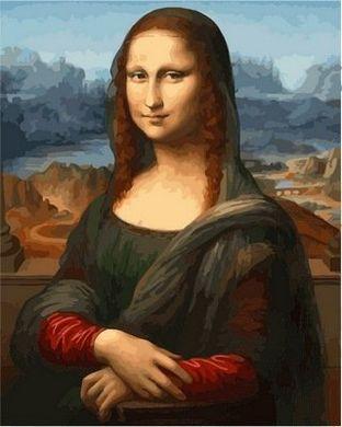 Раскраски по номерам Монна Лиза - VseTak— интернет-магазин ...